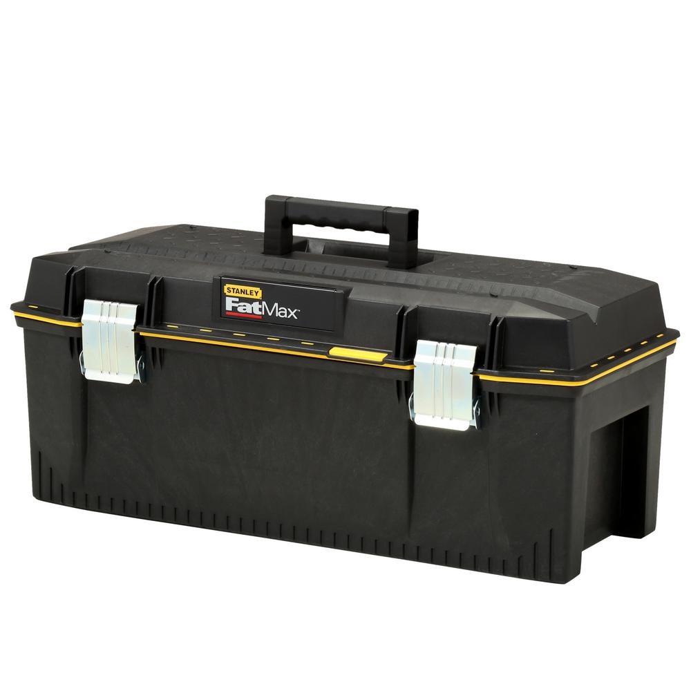 4a2aaf557e8 Stanley FATMAX 28 in. Tool Box-028001L - The Home Depot