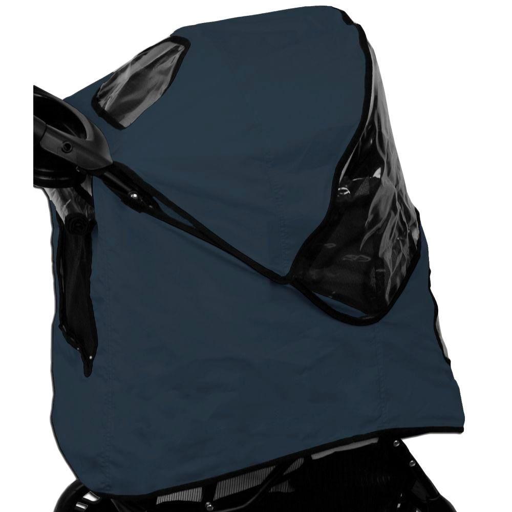 Pet Gear 30.5 in. L x 14 in. W x 24 in. H Weather Cover fits AT3 Generation II Stroller PG8350BS