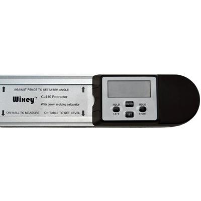 Digital Protractor with Crown Molding Calculator