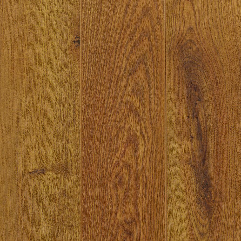 Home Decorators Collection Gunstock Oak 8 Mm Thick X 4 29 32 In Wide X 47 5 8 In Length