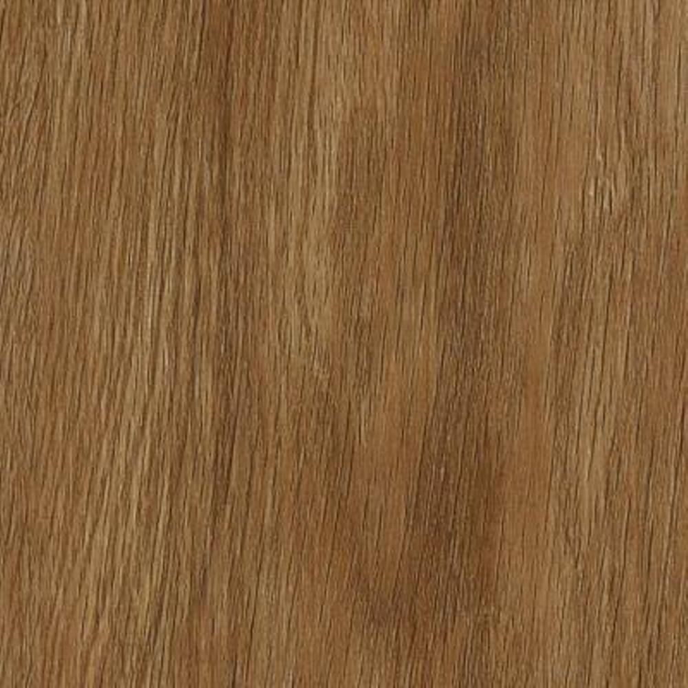 Take Home Sample - Oak Gunstock Click Lock Luxury Vinyl Plank Flooring - 6 in. x 9 in.