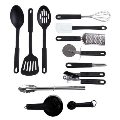 Total Kitchen 20-Piece Combo Utensil Set