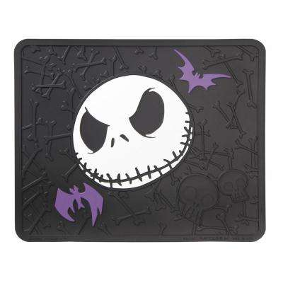 Disney NBC Bones Heavy-Duty 17 in. x 14 in. Vinyl Utility Car Mat
