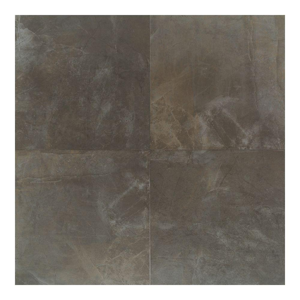 Concrete Connection City Elm 20 in. x 20 in. Porcelain Floor