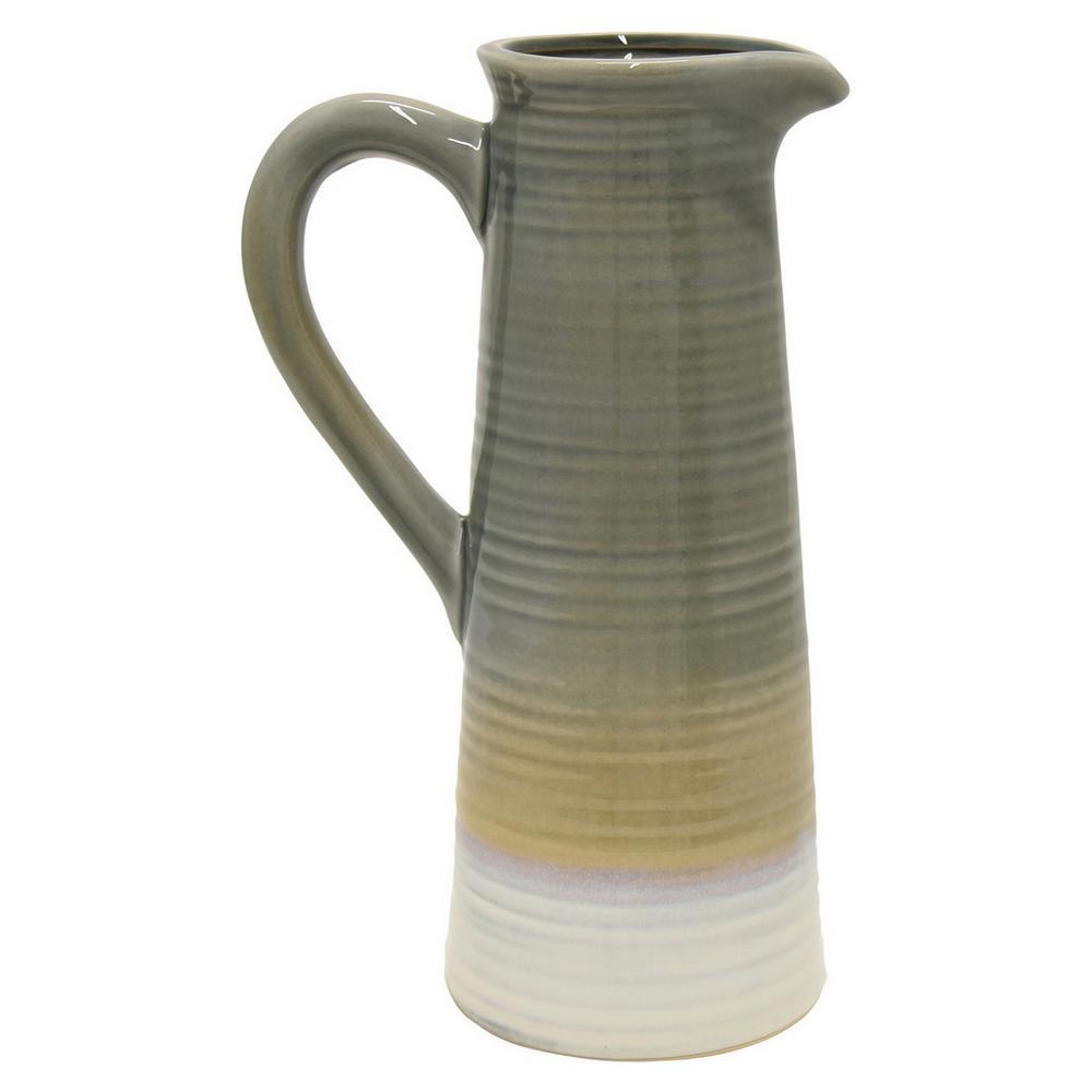14.5 in. Ceramic Vase