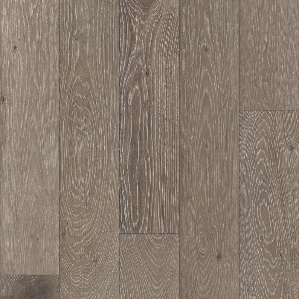Oak Mansfield 1/4 in T x 5 in W x Varying Length Waterproof Engineered Hardwood Flooring (16.68 sqft)