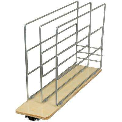14 in. x 5.44 in. x 22.25 in. Tray Divider Roll Out
