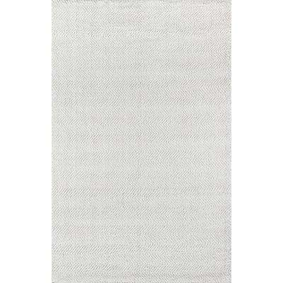 Washington Ivory 7 ft. 9 in. x 9 ft. 9 in. Area Rug