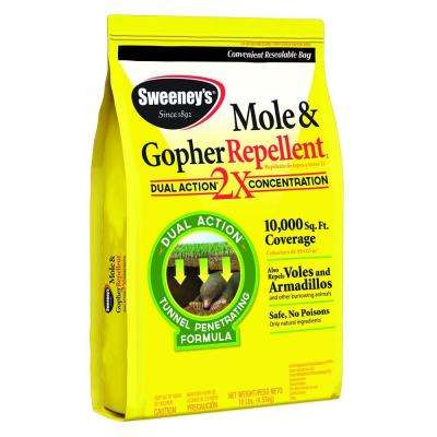 10 lb. Mole and Gopher Repellant