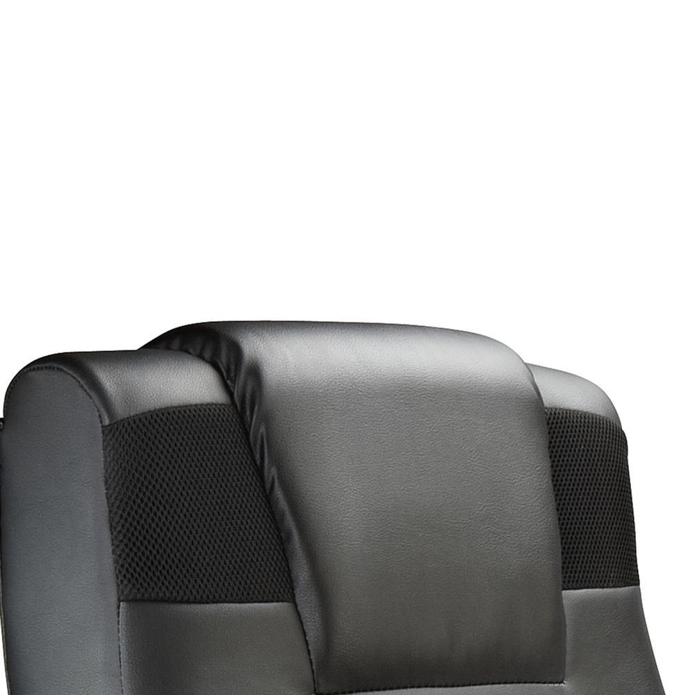 Outstanding X Rocker Black Vinyl Wireless Audio Pedestal Chair 5127401 Pabps2019 Chair Design Images Pabps2019Com