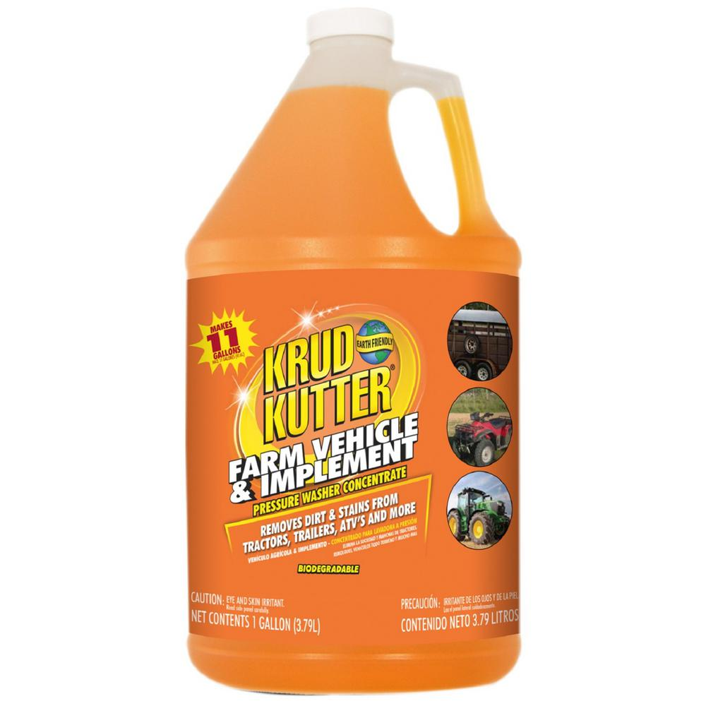 Cfi 1 Gal Trucleanex House Wash Cleaner Concentrate 2