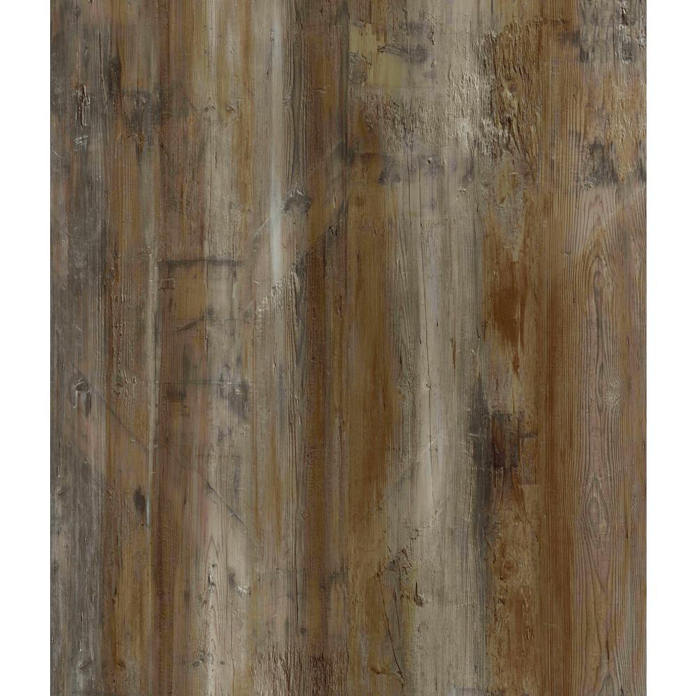 DuraDecor Blazed Barnwood 6 in. x 36 in