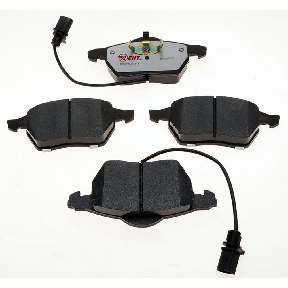 Disc Brake Pad Set-Element3 Hybrid Technology Front Raybestos EHT840