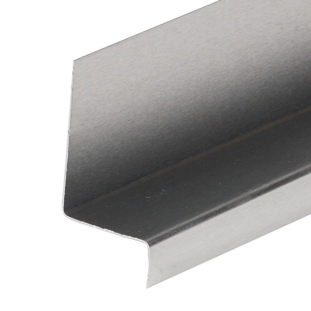 1-5/16 in. x 42 in. Mill-Finished Aluminum Window Cap
