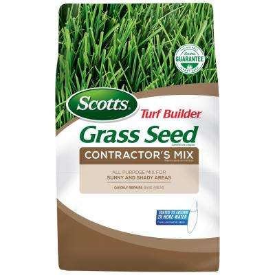 20 lb. Turf Builder Contractor's Mix (Northern) Grass Seed