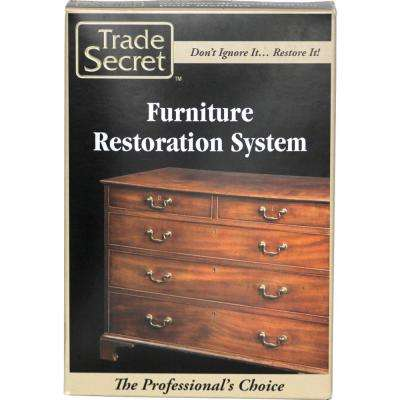 8-Piece Kit Furniture Restoration System