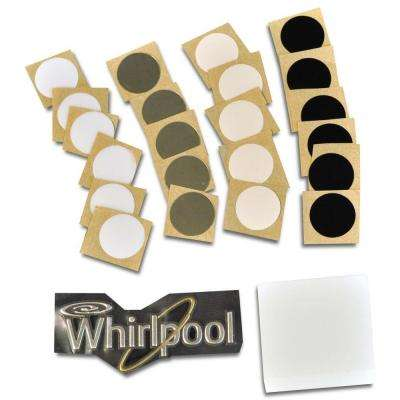 Top Mount Door Reversal Kit for Whirlpool Models