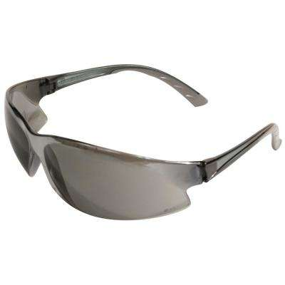Superbs Eye Protection Pewter/Pewter Temple/Frame and Gray Lens