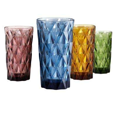 Hygate Assorted Color Highball (Set of 4)