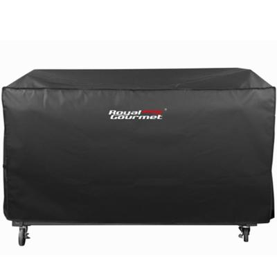 60 in. L Heavy-Duty Oxford BBQ Grill Cover