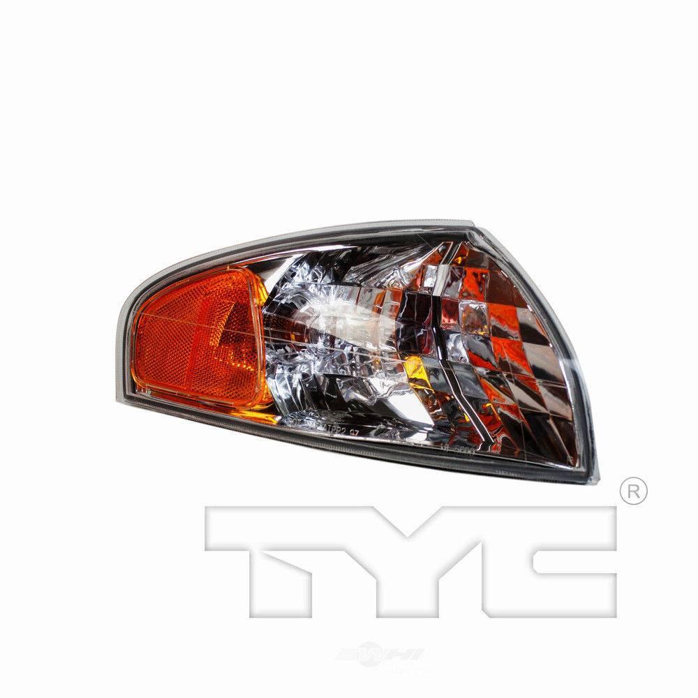 TYC Turn Signal / Side Marker Light Assembly 2000-2002 Mazda 626 2.0L 2.5L