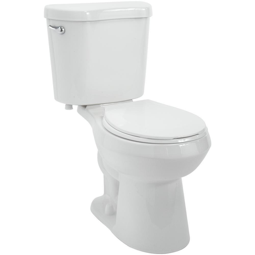 Superb Toilets Toilet Seats Bidets The Home Depot Pabps2019 Chair Design Images Pabps2019Com