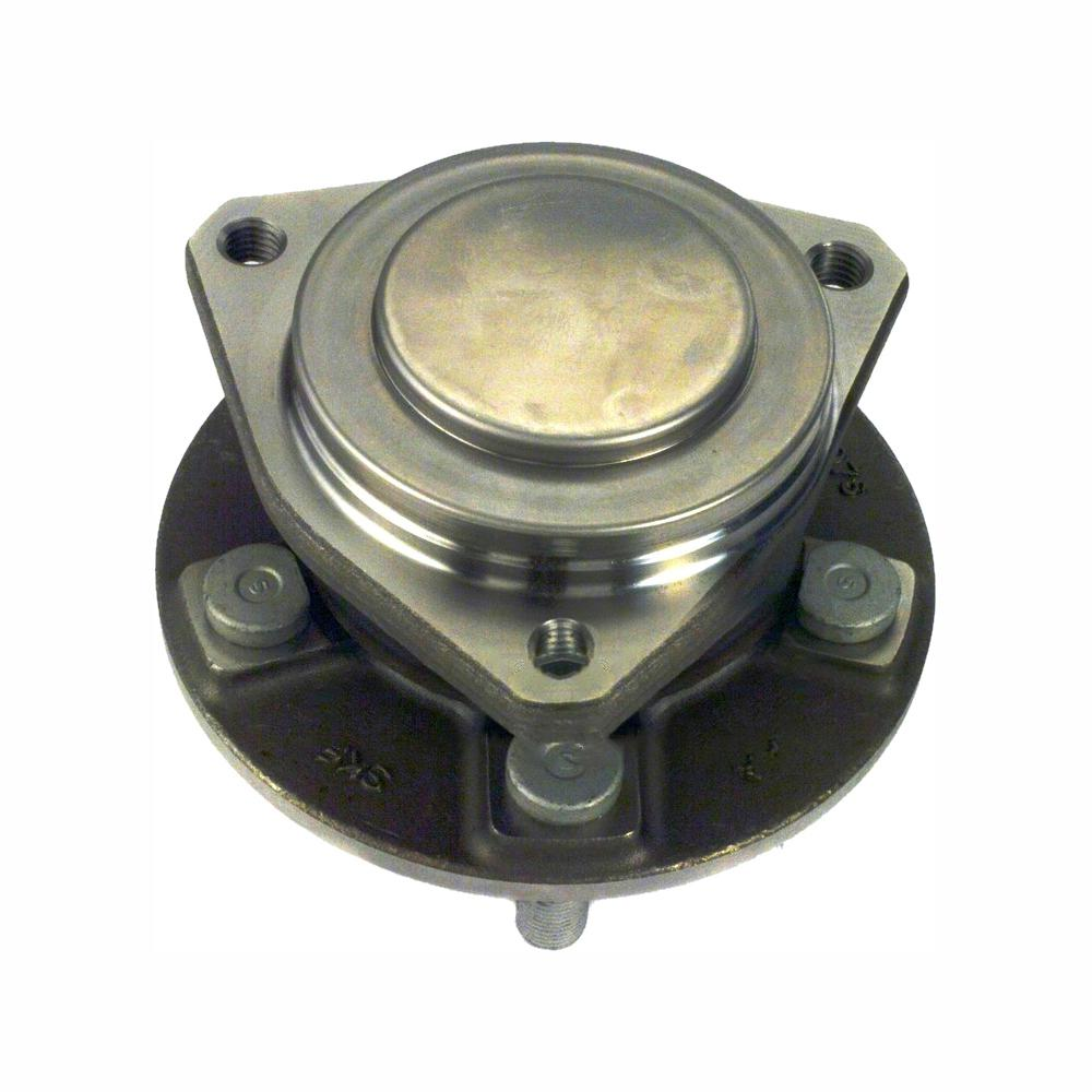 Timken Front Wheel Bearing And Hub Assembly Fits 2012-2015