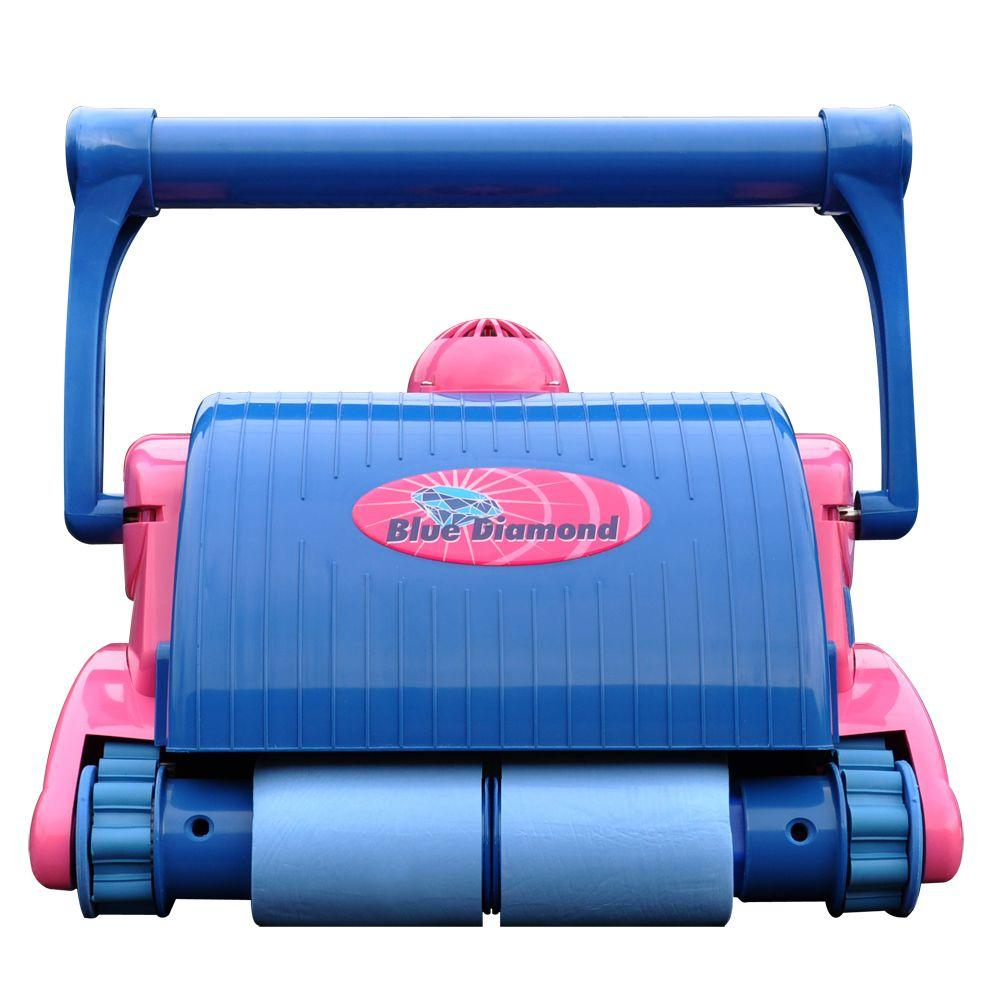 Water Tech Blue Diamond Remote Control Pool Cleaner