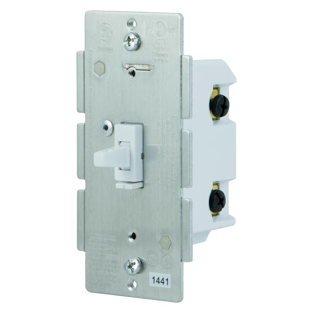 Ge 12729 4 Way Wiring - ( Simple Electronic Circuits ) •