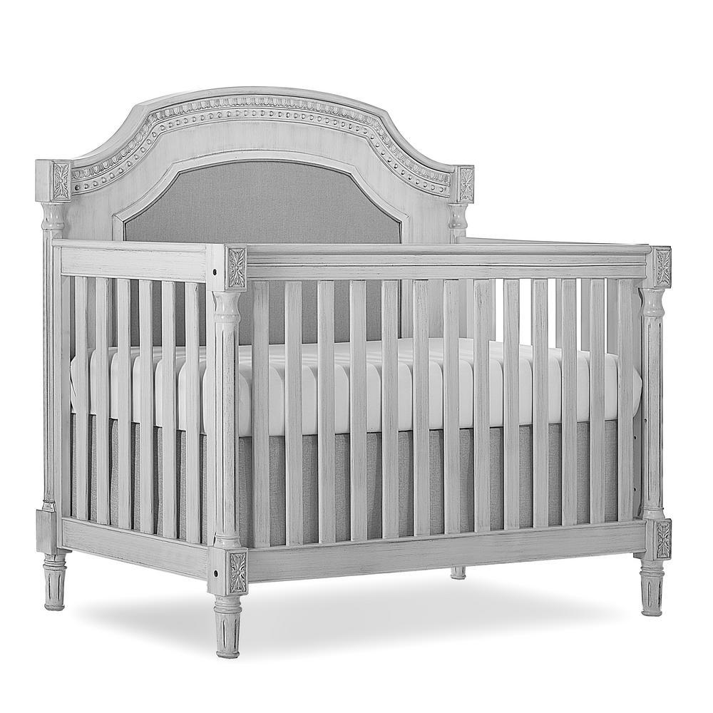 Julienne Antique Grey Mist 5-in-1 convertible crib