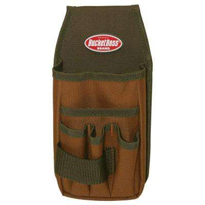 5 in. Utility Pouch with Flap Fit