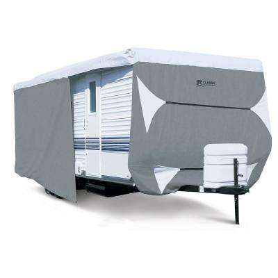 PolyPro3 330 in. L x 102 in. W x 104 in. H Travel Trailer Cover