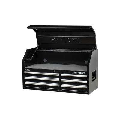 41 in. 6-Drawer Tool Chest, Black