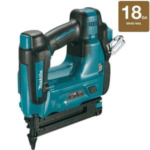 Makita 18-Volt LXT Lithium-Ion 18-Gauge Cordless Brad Nailer (Tool-Only) by Makita