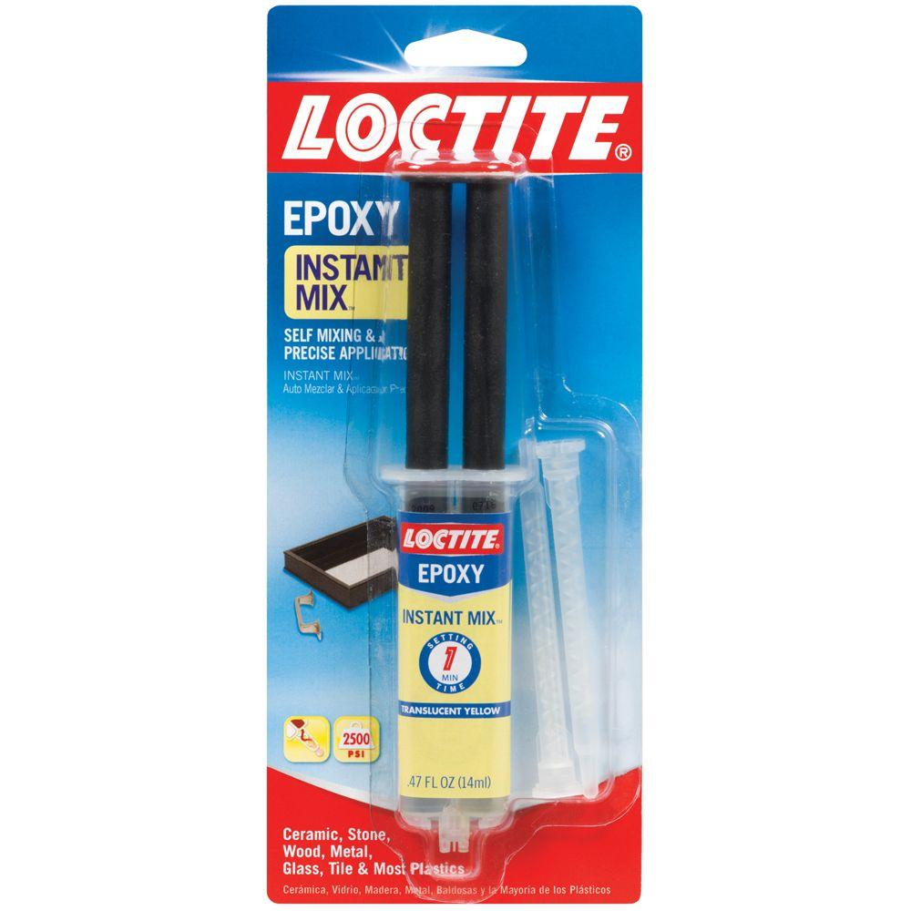 Loctite Instant Mix 0.47 fl. oz. 1 Minute Epoxy (6-Pack)
