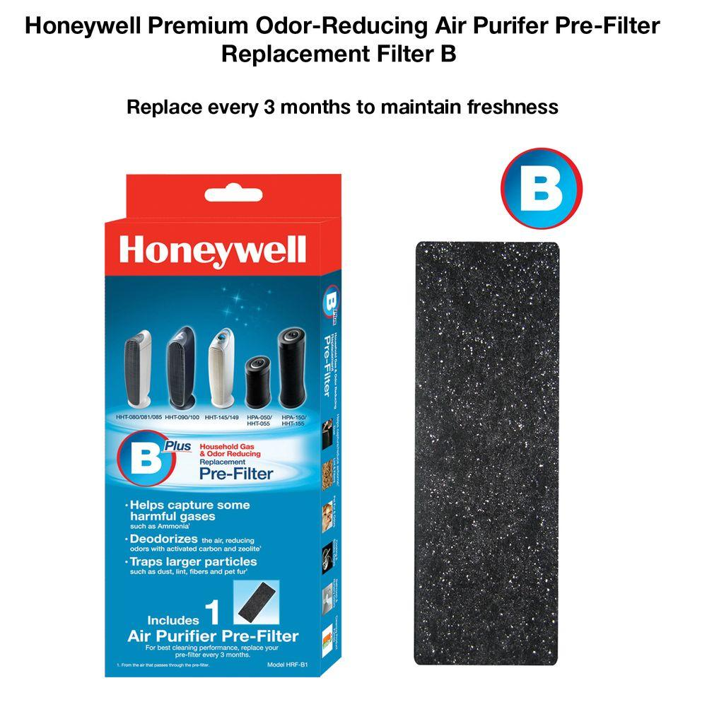 Premium Odor Reducing Air Purifier Pre-Filter