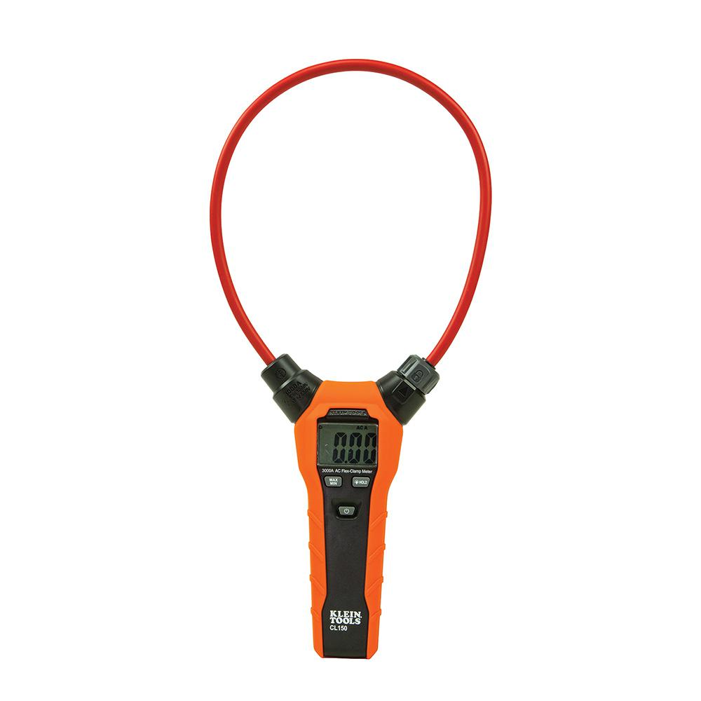 Klein Tools Flexible AC Current Clamp Meter