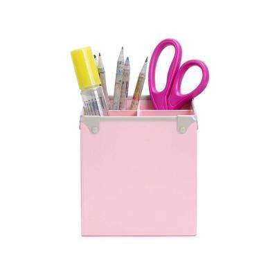 Frisco Paperboard Pencil Cup, Pink