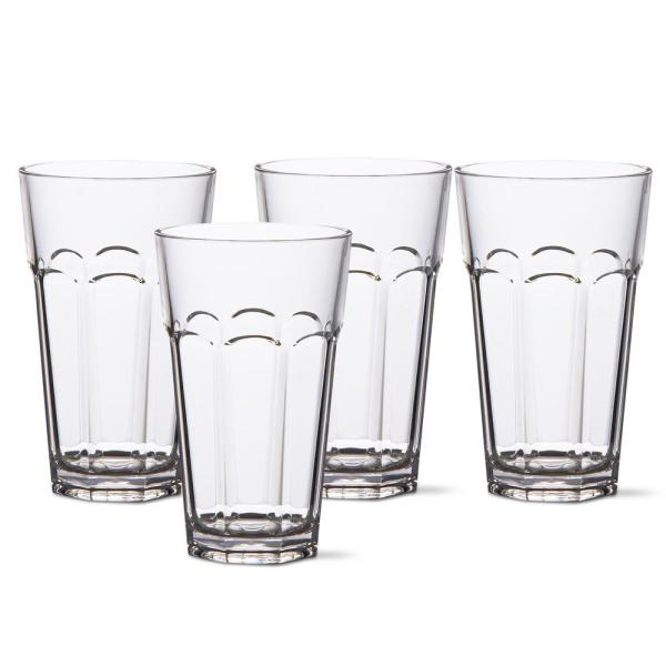 4-Pack Tag Acrylic 16-oz.Tumbler Set