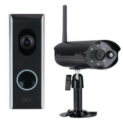SightHD Video Doorbell with 1080p Full HD Wi-Fi Camera with 1080p Full HD Outdoor Wi-Fi Camera