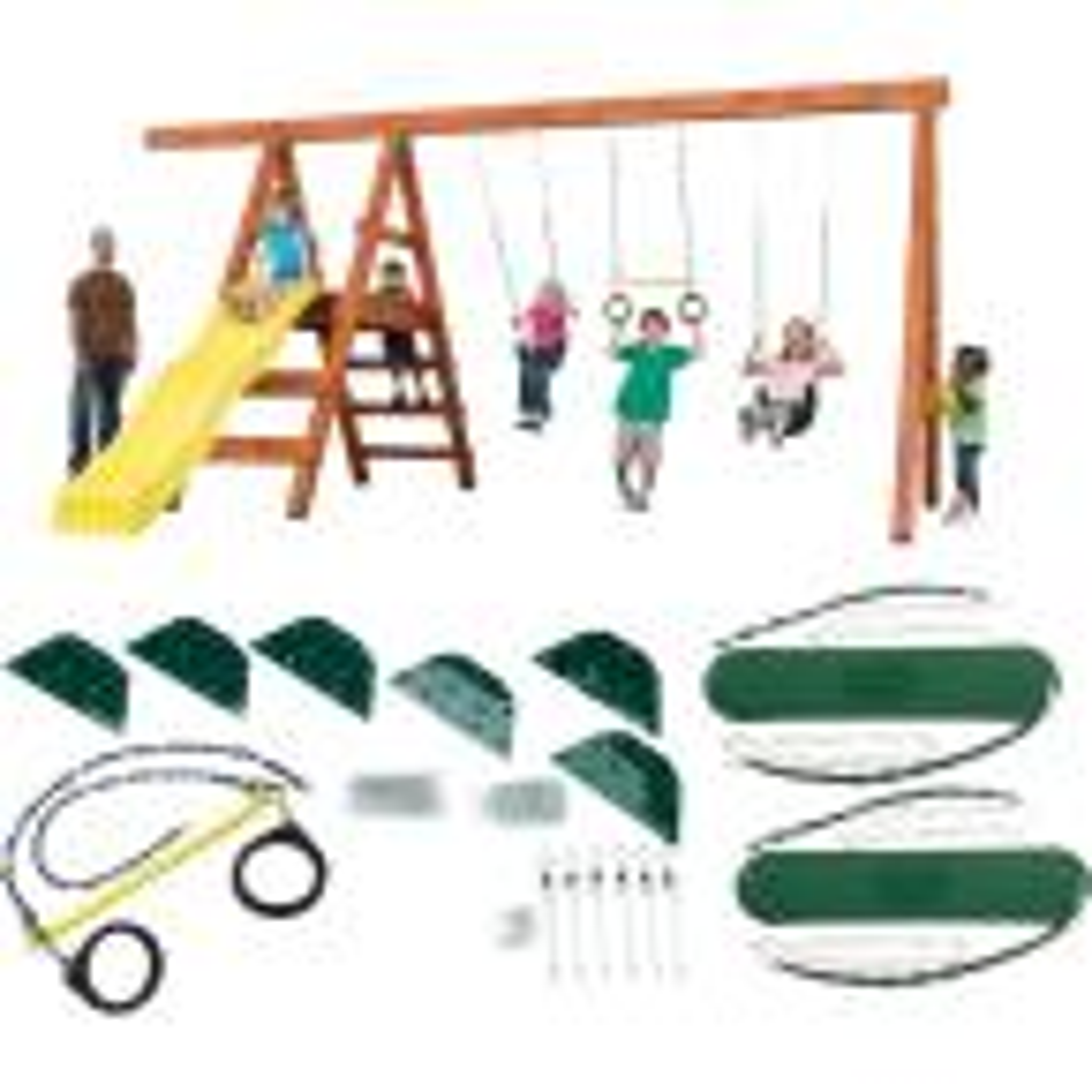 Do-It-Yourself Pioneer Custom Play Set