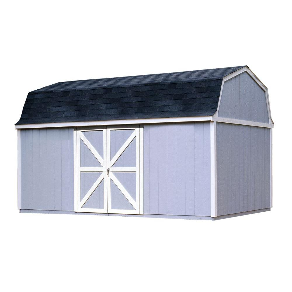 2 x 4 basics shed kit with peak roof 90192 the home depot wood storage building kit solutioingenieria Gallery
