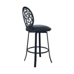 Magnificent Armen Living Lotus Contemporary 30 In Bar Height Barstool Onthecornerstone Fun Painted Chair Ideas Images Onthecornerstoneorg