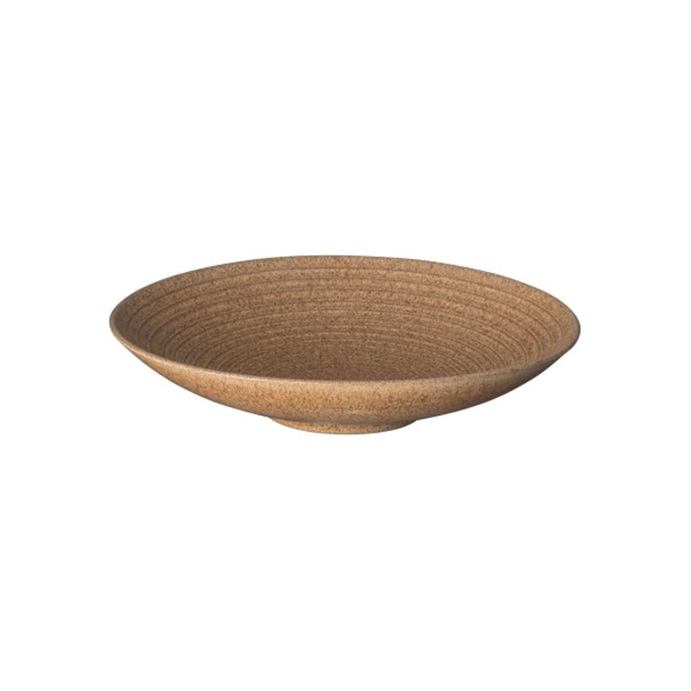 Studio Craft 10 in. Elm Medium Ridged Bowl