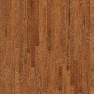 Woodale II Gunstock 3/4 in. Thick x 2-1/4 in. Wide x Random Length Solid Hardwood Flooring (25 sq. ft. / case)