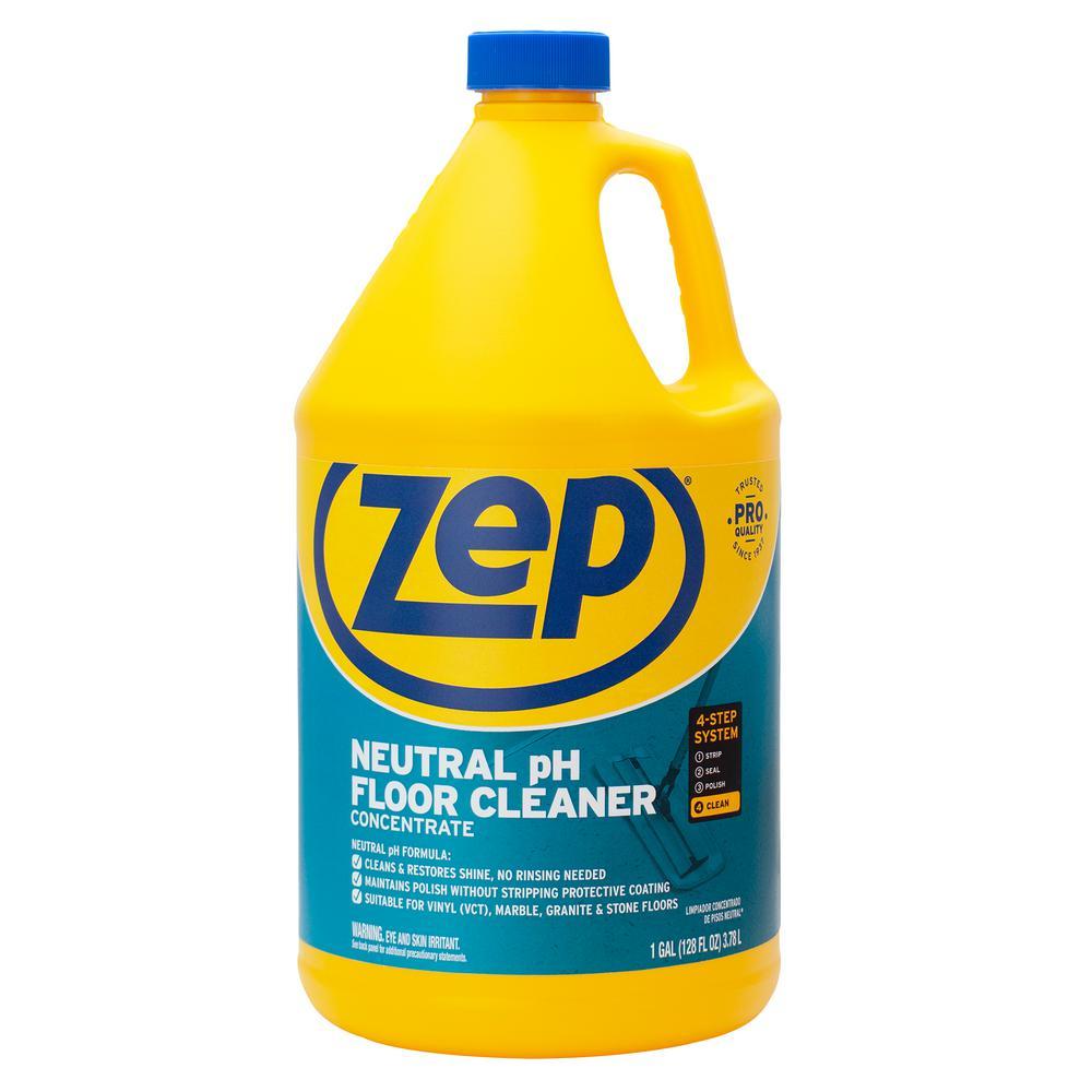 ZEP 1 Gal  Neutral Floor Cleaner