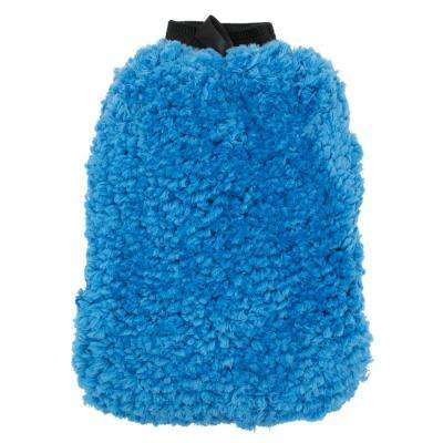 2-in-1 Super Soft Microfiber Chenille Wash Mitt