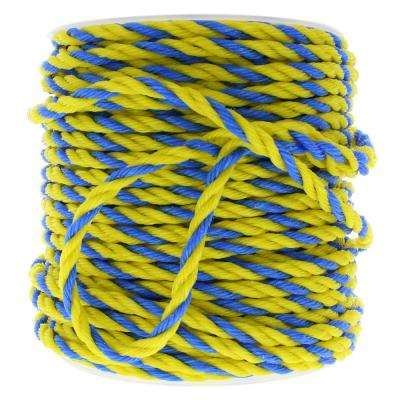 3/8 in. x 250 ft. Pro-Pull Polypropylene Rope