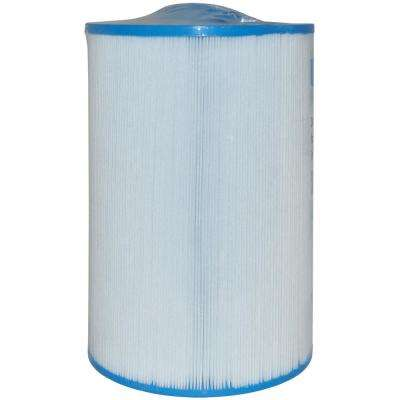 CH Series 6 in. Dia x 9 1/8 in. 47 sq. ft. Replacement Filter Cartridge with Semi-Circular Top Handle