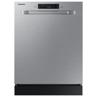 24 in. Built-in Tall Tub ADA compliant Dishwasher in Stainless Steel